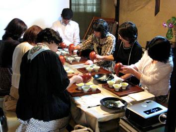 貸し切り「美味しい日本茶セミナー」_b0153663_16455152.jpg