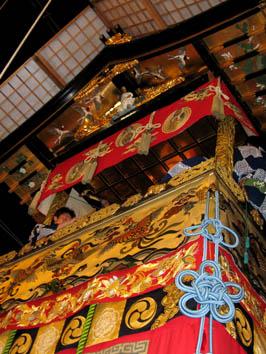 祇園祭 宵山_b0153663_17422244.jpg