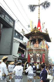 祇園祭 宵山&巡行_c0199014_15393072.jpg