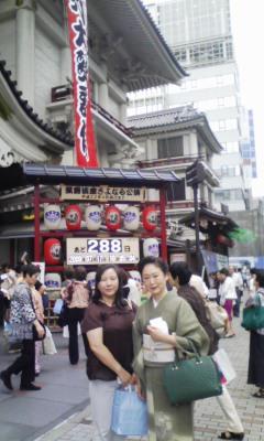 歌舞伎座へ_f0140343_16124462.jpg