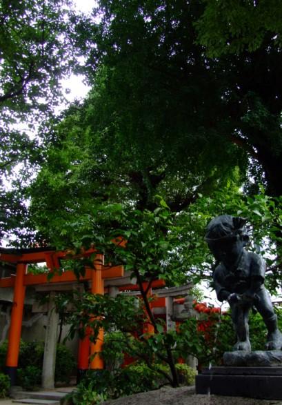 櫛田神社_e0003966_9124619.jpg