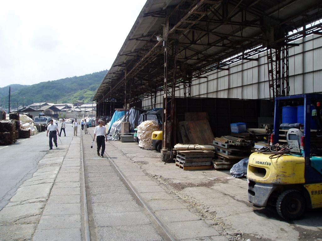 くりでん(くりはら田園鉄道・栗原電鉄)の現況を見る 後篇_f0030574_1263375.jpg