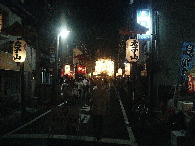 京都の街はこんちきちん♪_c0127476_1517457.jpg