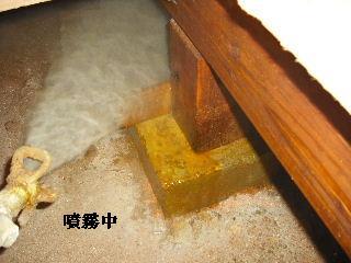 防虫作業・浴室関連作業_f0031037_19461718.jpg