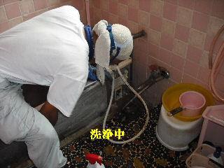 防虫作業・浴室関連作業_f0031037_19493127.jpg