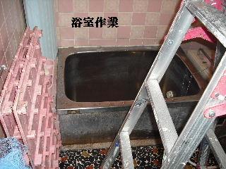 防虫作業・浴室関連作業_f0031037_1949968.jpg