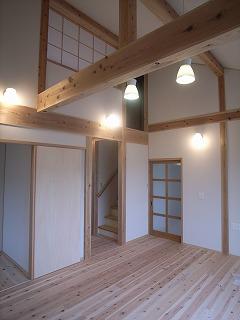 「吉良町の家」 完成見学会_f0059988_1039153.jpg