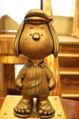 念願のCHARLIE BROWN cafe♥_d0088196_1022571.jpg