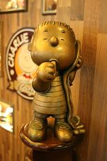 念願のCHARLIE BROWN cafe♥_d0088196_103764.jpg