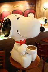 念願のCHARLIE BROWN cafe♥_d0088196_1054815.jpg
