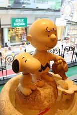 念願のCHARLIE BROWN cafe♥_d0088196_1061660.jpg