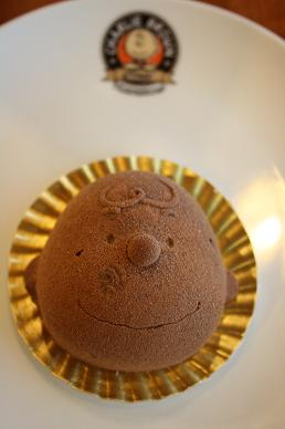 念願のCHARLIE BROWN cafe♥_d0088196_944476.jpg