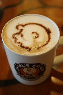 念願のCHARLIE BROWN cafe♥_d0088196_9455329.jpg
