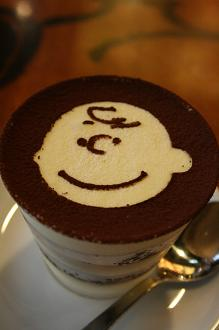 念願のCHARLIE BROWN cafe♥_d0088196_946669.jpg