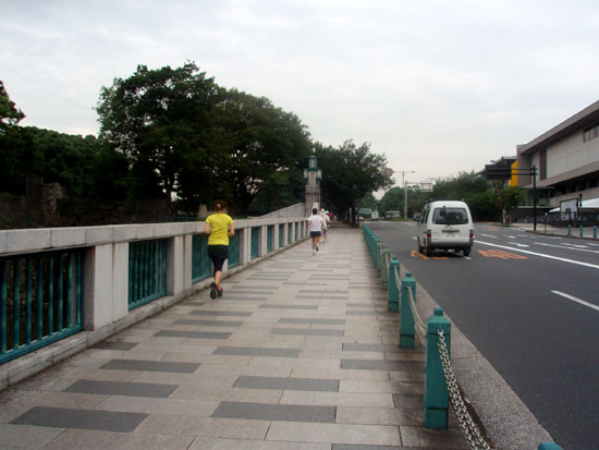 皇居周回ジョギング_e0048413_16285554.jpg