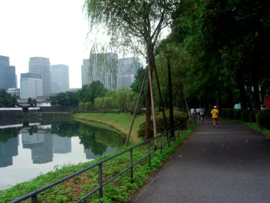 皇居周回ジョギング_e0048413_1629959.jpg