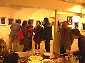 """『戸川純一郎イラストレーション展 """"夜の猫""""』は終了しました。_f0138928_16343021.jpg"""