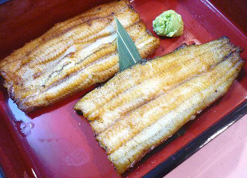 鰻 渋谷 松川 本店 の 土用の鰻 と 代官山 小川軒のフルフルデザート。。。.゚。*・。♡_a0053662_23304898.jpg