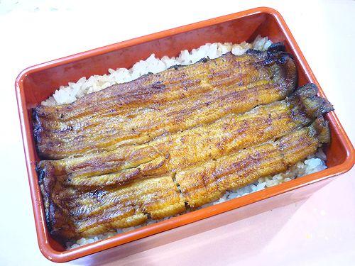 鰻 渋谷 松川 本店 の 土用の鰻 と 代官山 小川軒のフルフルデザート。。。.゚。*・。♡_a0053662_23311337.jpg