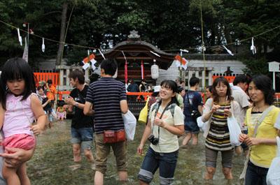 下賀茂神社 御手洗(みたらし)祭り_e0048413_1725346.jpg