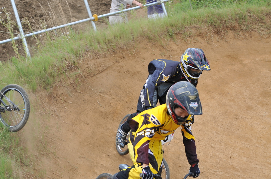 2009 JOSF7月緑山定期戦VOL3:BMXエキスパートクラス決勝_b0065730_2144740.jpg