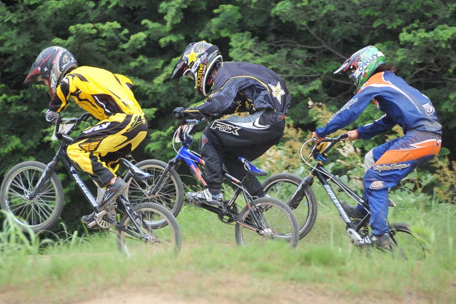 2009 JOSF7月緑山定期戦VOL3:BMXエキスパートクラス決勝_b0065730_221555.jpg