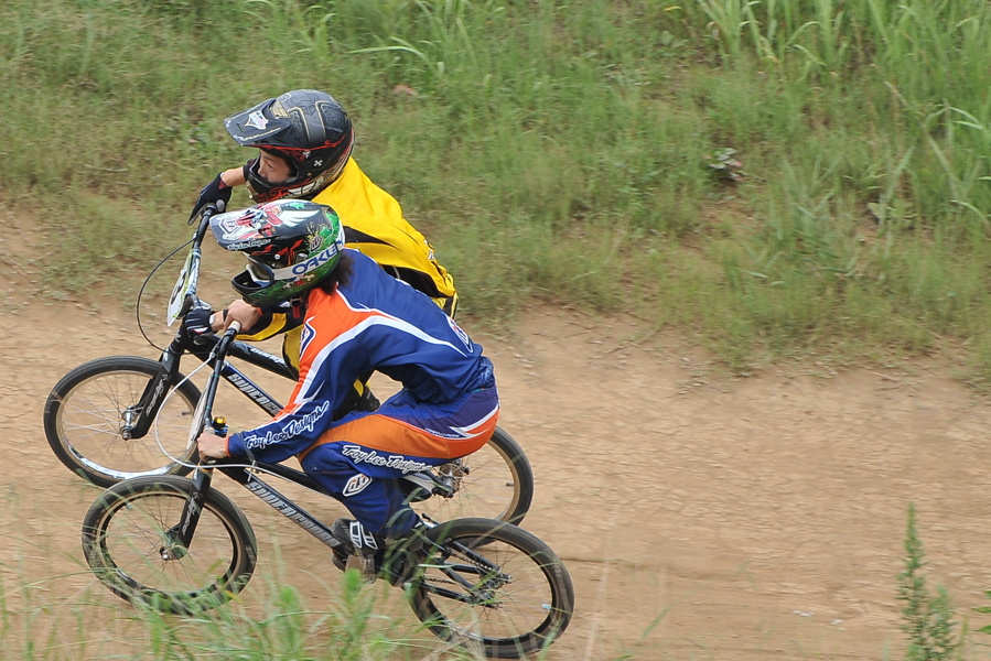 2009 JOSF7月緑山定期戦VOL3:BMXエキスパートクラス決勝_b0065730_284150.jpg
