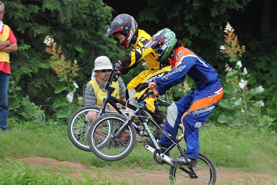2009 JOSF7月緑山定期戦VOL3:BMXエキスパートクラス決勝_b0065730_28633.jpg