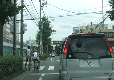 自転車のふたり