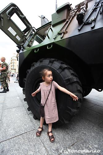 パリで戦車体験教室?!_c0024345_5302235.jpg