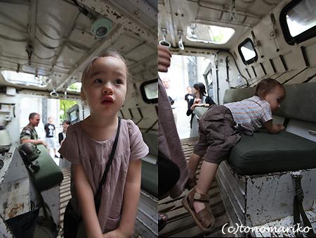 パリで戦車体験教室?!_c0024345_5304941.jpg
