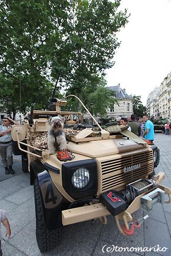 パリで戦車体験教室?!_c0024345_5314927.jpg
