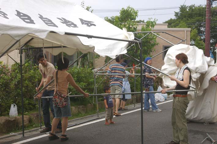 いよいよ本格的自治会デビュー:09高野台夏祭り(7・18)_c0014967_1017477.jpg