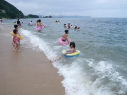 海水浴へ_a0049695_20235444.jpg