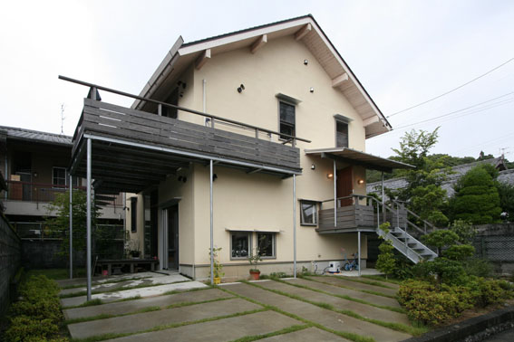 浜松のOMソーラーの家_e0054299_10533320.jpg