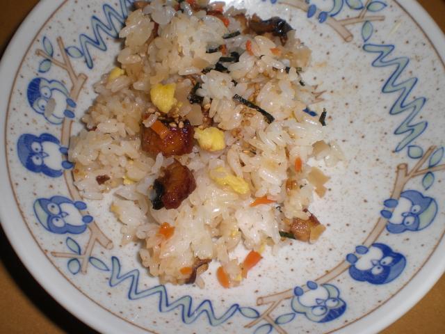 ウナギを料理する_e0126302_812236.jpg