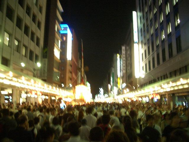 全く予期していなかった「京都・祇園祭」行き!_f0141310_23335732.jpg
