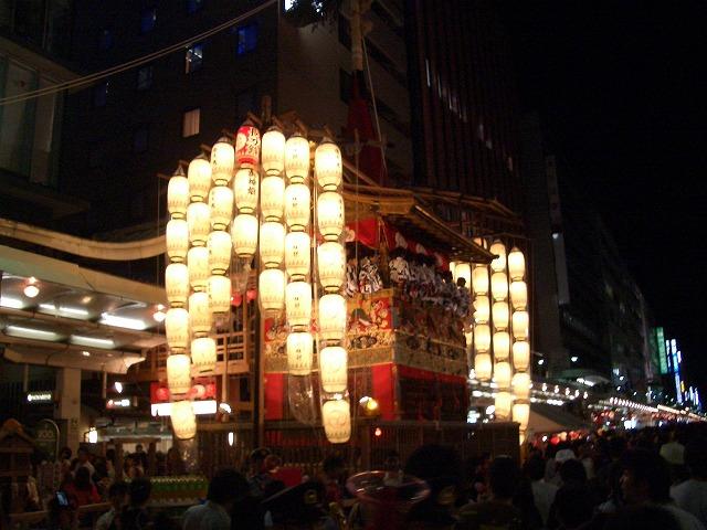 全く予期していなかった「京都・祇園祭」行き!_f0141310_23341677.jpg