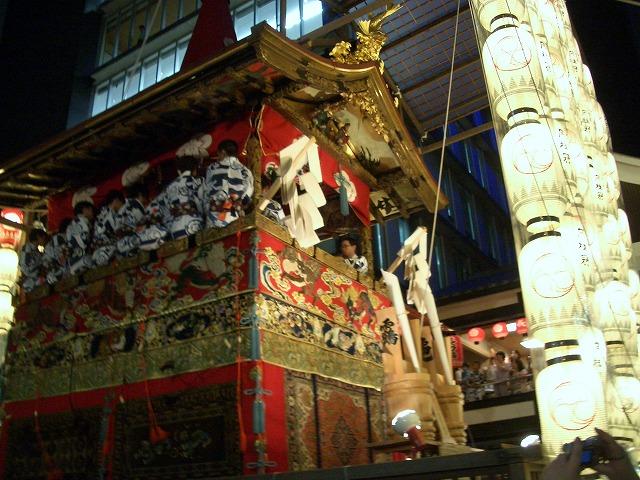 全く予期していなかった「京都・祇園祭」行き!_f0141310_23342618.jpg