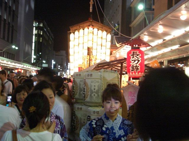 全く予期していなかった「京都・祇園祭」行き!_f0141310_233433100.jpg