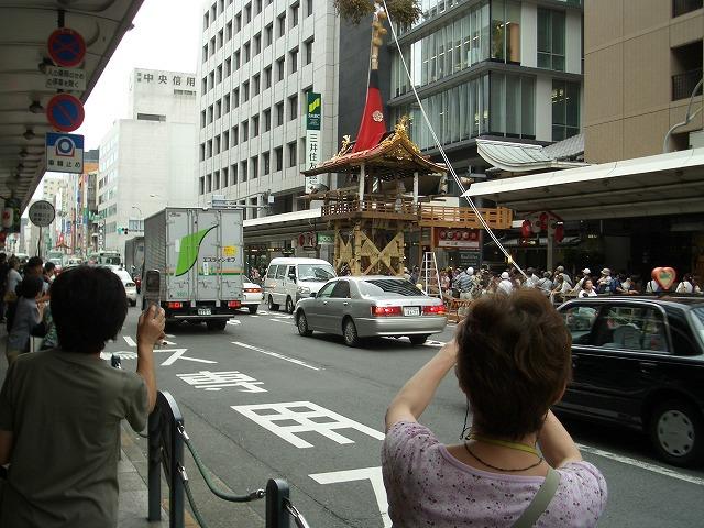 全く予期していなかった「京都・祇園祭」行き!_f0141310_23345846.jpg