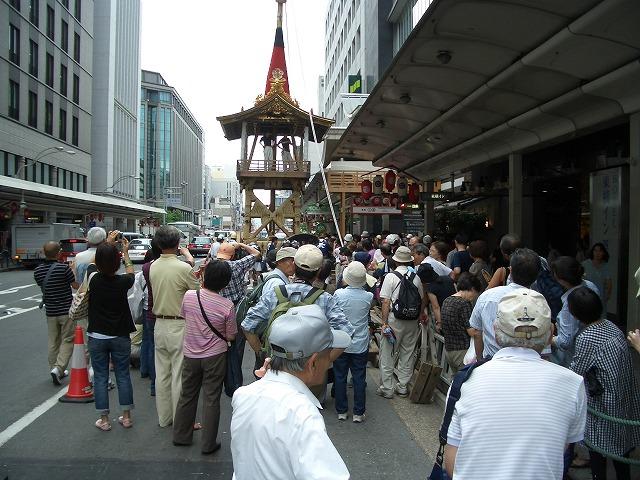 全く予期していなかった「京都・祇園祭」行き!_f0141310_23352546.jpg