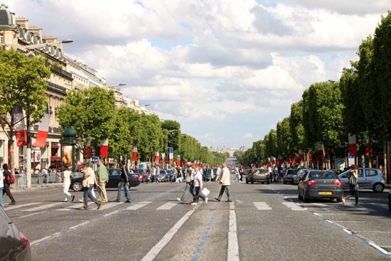 凱旋門 パリをめぐる1 _e0048413_20162432.jpg