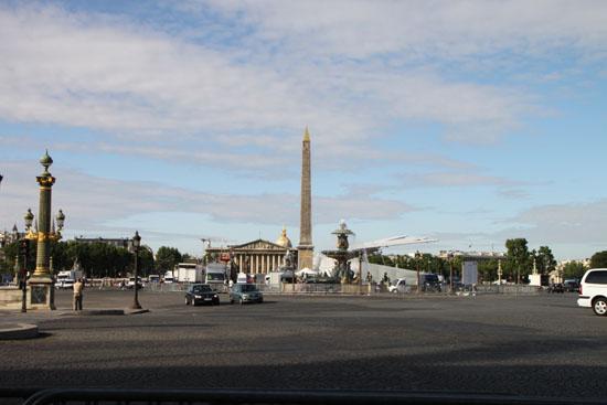 コンコルド広場など パリをめぐる 3_e0048413_2316143.jpg