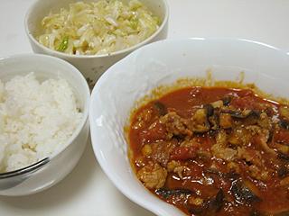 豚肉と茄子のトマト煮込み_c0025217_23144071.jpg
