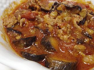 豚肉と茄子のトマト煮込み_c0025217_23145181.jpg