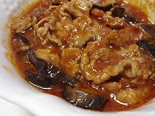豚肉と茄子のトマト煮込み_c0025217_23145932.jpg