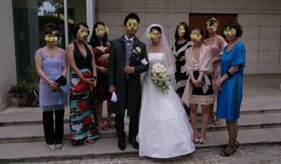結婚式in六本木_c0161724_22353115.jpg