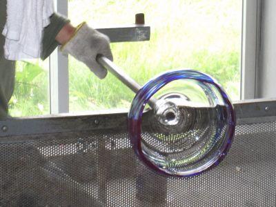支部主催研究会~ガラス花器制作体験~_c0165824_22452198.jpg
