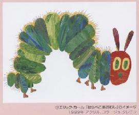 ミリオンセラーの絵本原画展 その一_f0139963_6533716.jpg